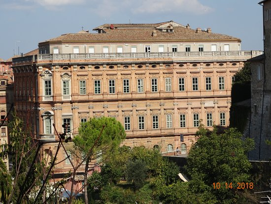 University for Foreigners in Palazzo Galenga