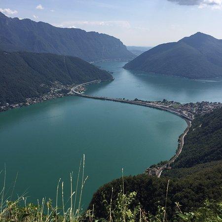 Lago di Lugano Photo