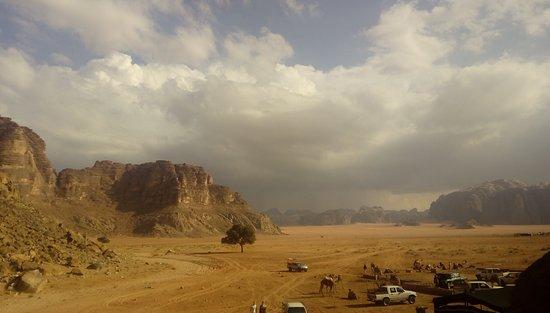 Trip to Wadi Rum