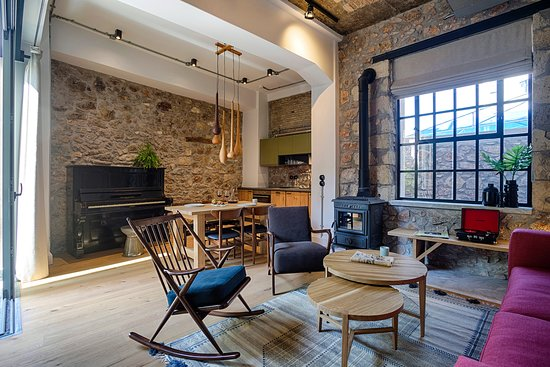 The Foundry Hotel: Appartement A0