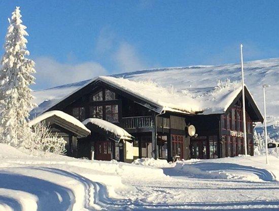 Tempelseter Fjellstue: Et vinterrike kun to timer fra Oslo.