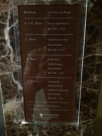 Hotel Lobby at 4th Floor