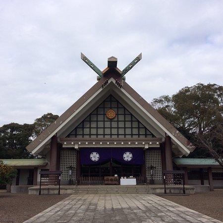 Chiba Gokoku Shrine
