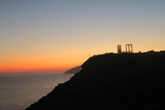 Temple of Poseidon Photo