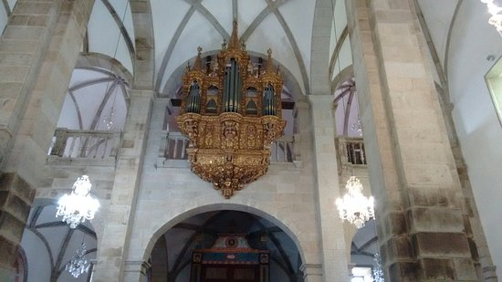 Miranda do Douro Cathedral Photo