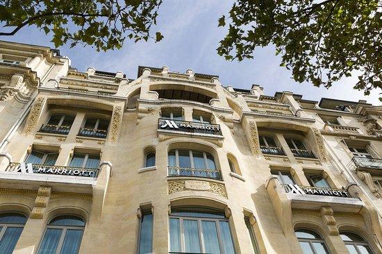 酒店 paris marriott champs elysees hotel(巴黎香榭丽舍大道万豪