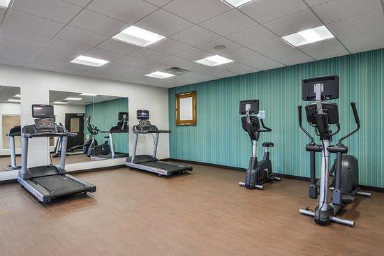 Donaldsonville, LA: Health club