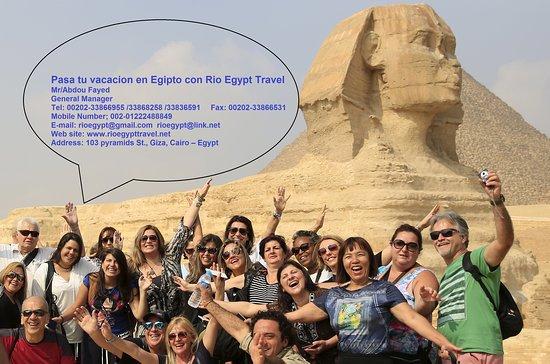 Rio Egypt Travel