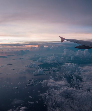 Filippiinit: Io in aereo diretto nelle filippine