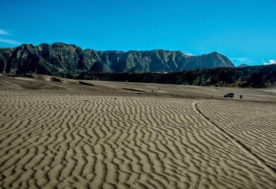Tengger Caldera, Indonesien: Sea Of Sand at Mount Bromo area