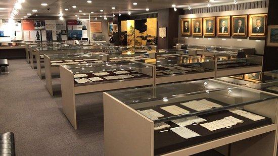 Juhachi Bank Museum