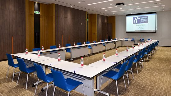 Luanchuan County, Cina: Meeting room