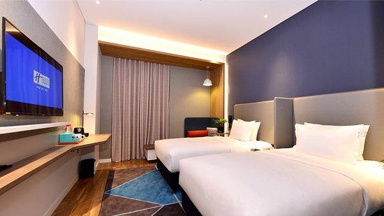 Luanchuan County, Cina: Guest room