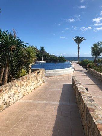 Playitas resort, Fuertuventura, Spanien
