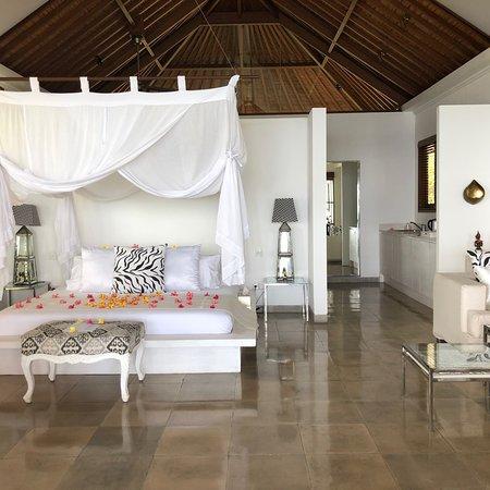Seraya, Indonesien: Sky Villa