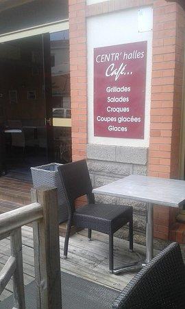 Centr' Halles Cafe Restaurant