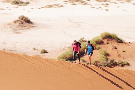 Namib-Naukluft National Park: salita
