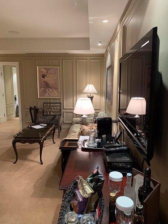Stately Victorian Hotel
