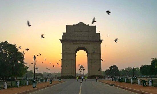 India Gate Photo
