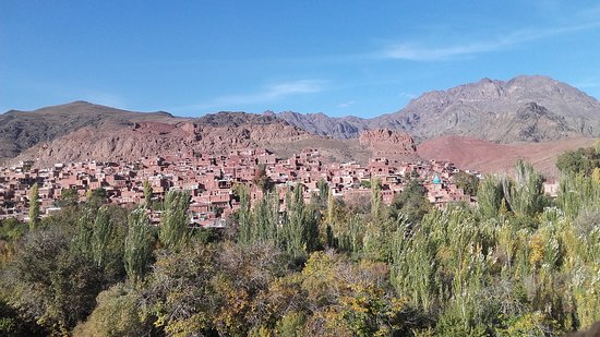 Abyaneh-bild