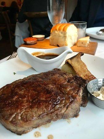 Selanne Steak Tavern: Ribeye