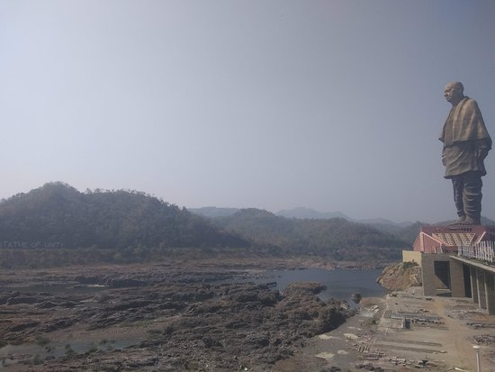 statue of unity booking