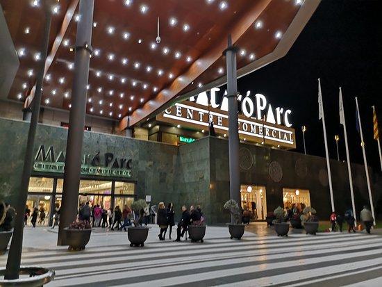Centre Comercial Mataro Parc