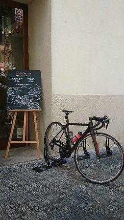 Pyöräilyolutpaikka