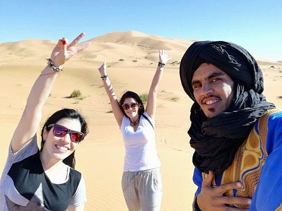 Mana del Sahara