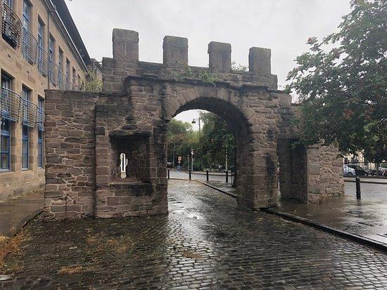 Wishart Arch