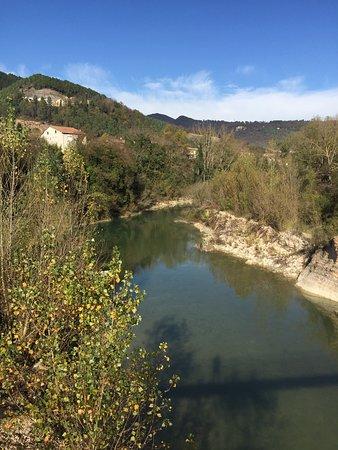 Furlo, Italia: Panorama mozzafiato