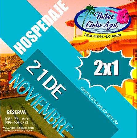 Hotel Cielo Azul : Es tu oportunidad!!!!