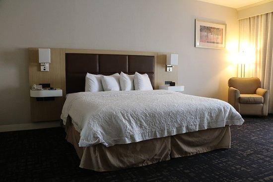 breakfast signs picture of hampton inn suites reno. Black Bedroom Furniture Sets. Home Design Ideas