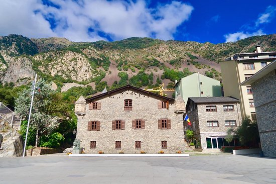 Andorra: I wish I could stay longer.