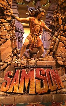 Samson show