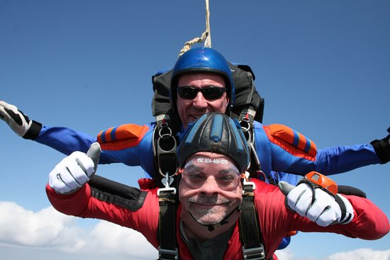 Virginia Skydiving Center