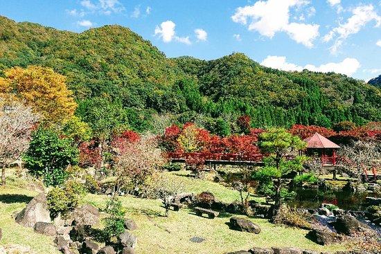 Yabakei Dam Memorial Park Keisekien