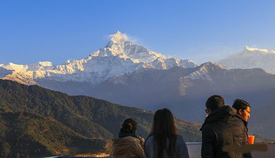 Ghorepani, Nepal: My First Tour To Nepal
