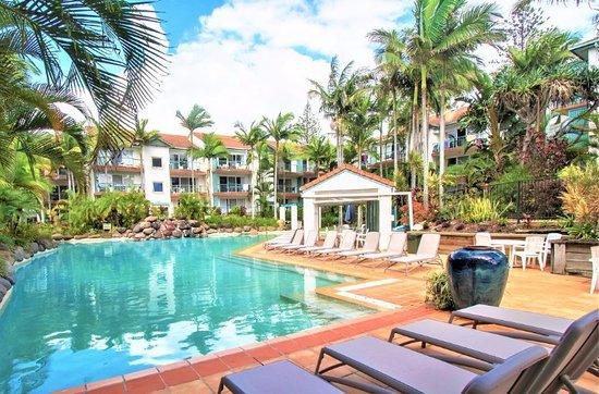 Pool - Picture of Grande Florida Beachside Resort, Miami - Tripadvisor