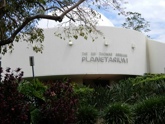 Sir Thomas Brisbane Planetarium: 湯姆爵士天文館
