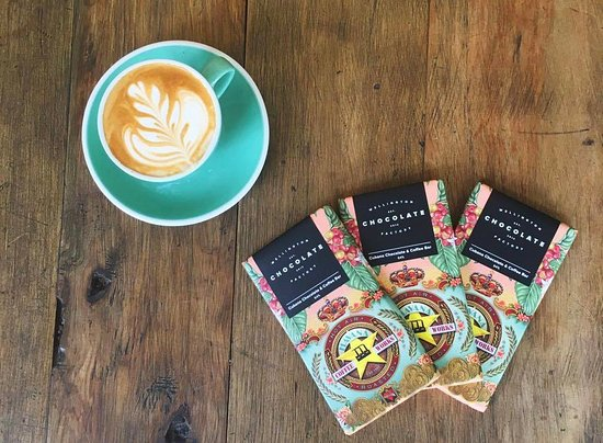 Wellington Chocolate Factory: Artisan bean-to-bar chocolate in a foodie laneway tucked away in the Wellington CBD