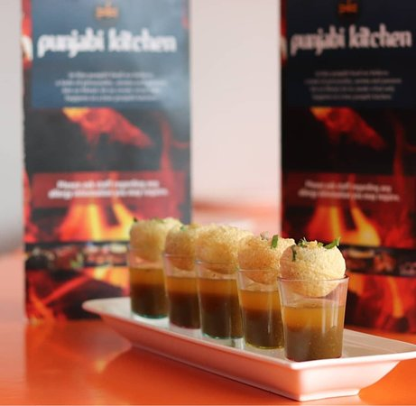 Now this is Golgappa our way. This will have your taste buds going crazy for more