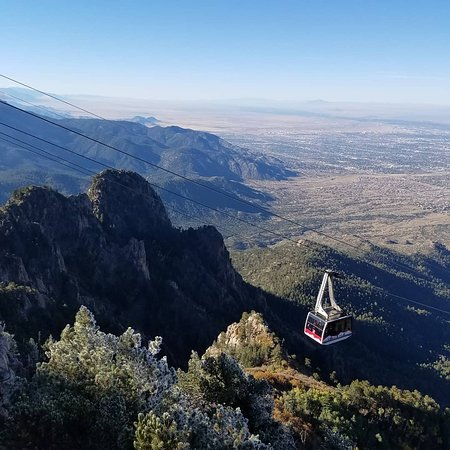 Sandia Peak Tramway صورة فوتوغرافية