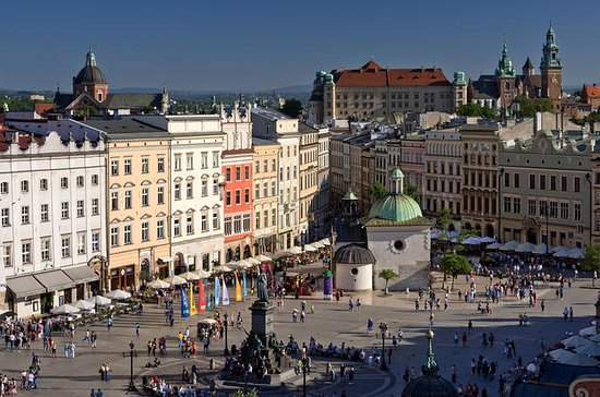 Krakow in One Day Sightseeing Tour