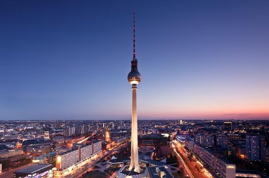 Skip the Line: Dinner Atop the Berlin ...