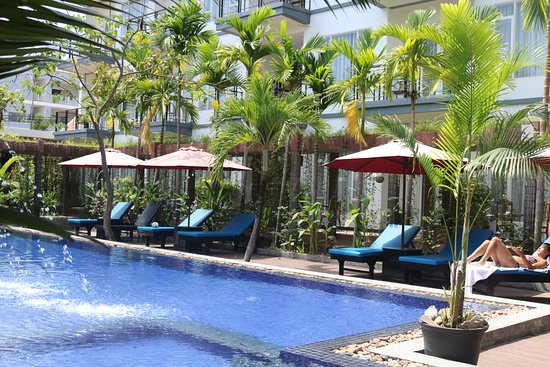 Pool - Picture of Naga Gate Boutique Hotel, Siem Reap - Tripadvisor