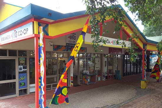 Kuranda Arts Co-Op Gallery