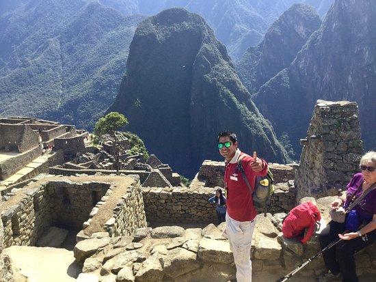 Condor Travel: Anibal, my guide