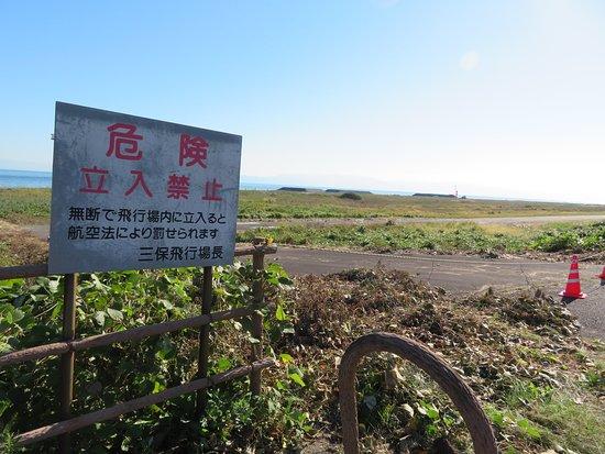 Miho Airfield
