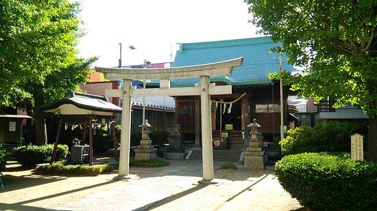 Nishiarai Hikawa Shrine
